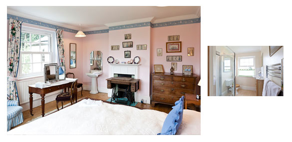 Bed and Breakfast in Leamington Spa, Warwickshire.